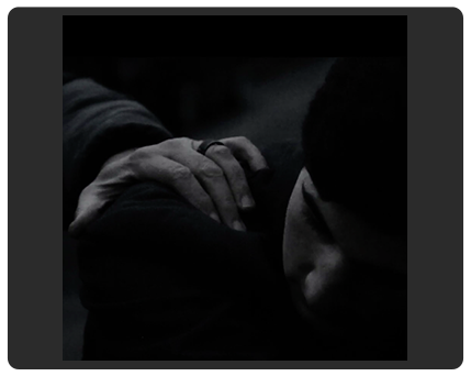 hand on shoulder photo