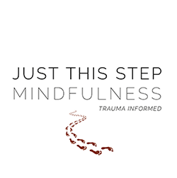just this step mindfulness logo