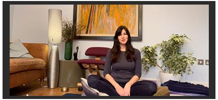 susanna alyce meditating